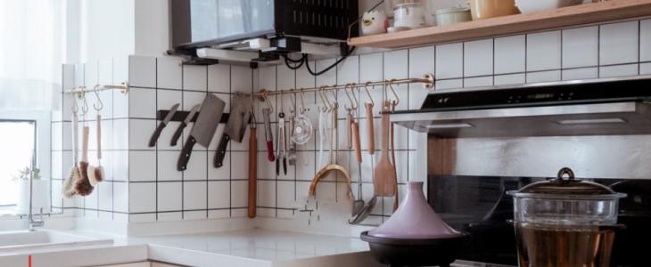厨房收纳技巧
