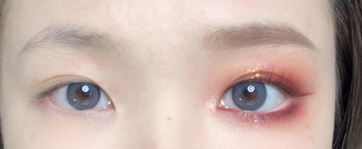 眼妆怎么画好看又自然